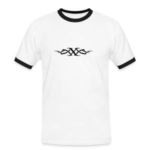 tatoo 1 - T-shirt contrasté Homme