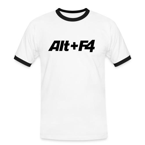 ALT+F4 - Men's Ringer Shirt