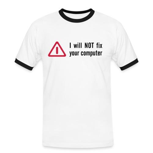 PC - Men's Ringer Shirt