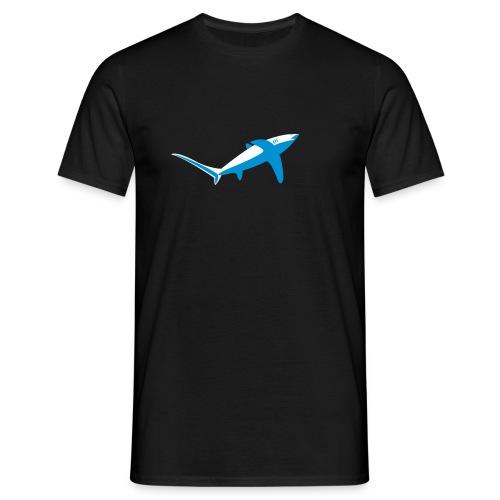 shark - T-shirt Homme