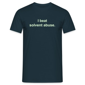 Solvet Abuse - Men's T-Shirt