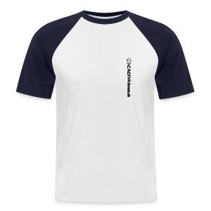 Cagivaforum.de-Kurzarmshirt II - Männer Baseball-T-Shirt