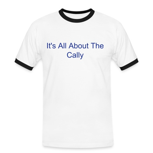 It's Al About The Cally - Men's Ringer Shirt