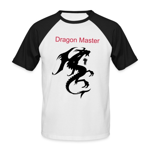 T-shirt Dragon Master - T-shirt baseball manches courtes Homme