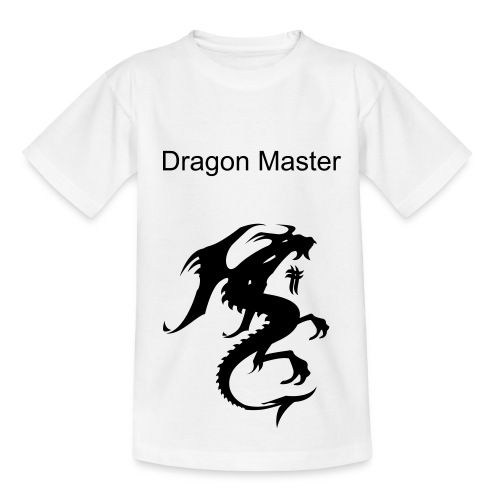 T-shirt enfant Dragon Master - T-shirt Ado
