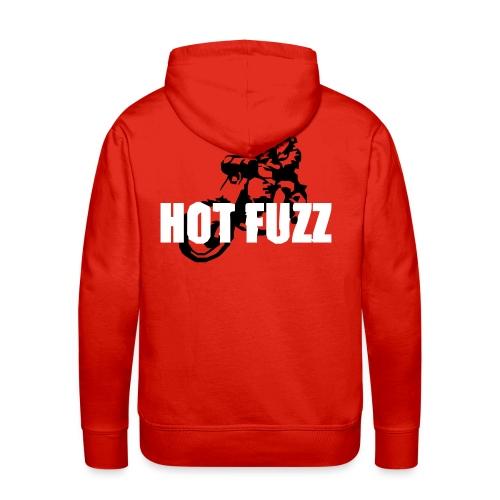 Hot Fuzz Baby! - Men's Premium Hoodie