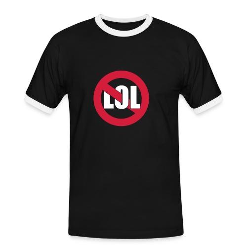LOL T-shirt - Men's Ringer Shirt