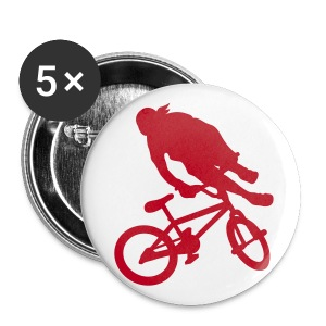 5 Badge BMX - Badge grand 56 mm