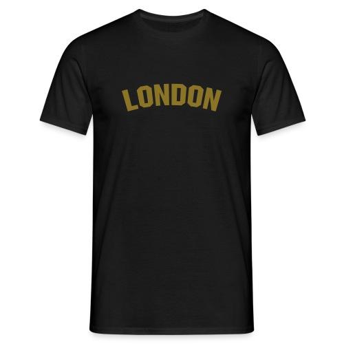GOLD in LONDON - Men's T-Shirt