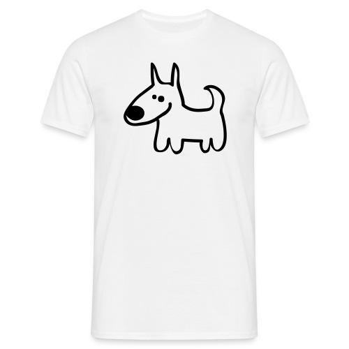 Comic Bull - Männer T-Shirt