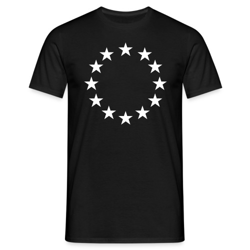 The Future is in the Stars - Men's T-Shirt