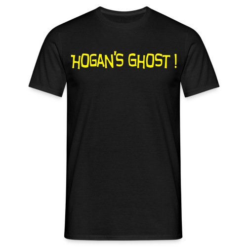 Hogans Ghost - Men's T-Shirt