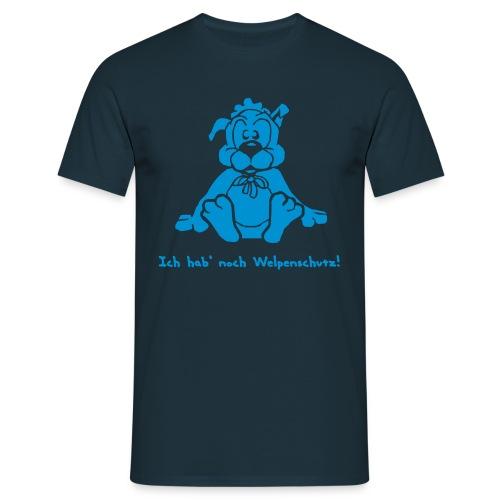 Welpenschutz - Männer T-Shirt
