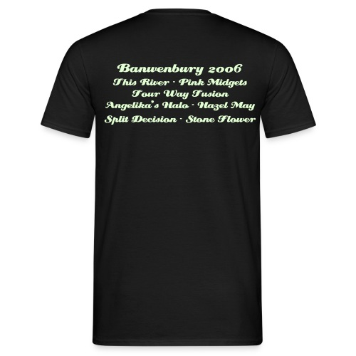 Banwenbury Bands T Shirt - Men's T-Shirt