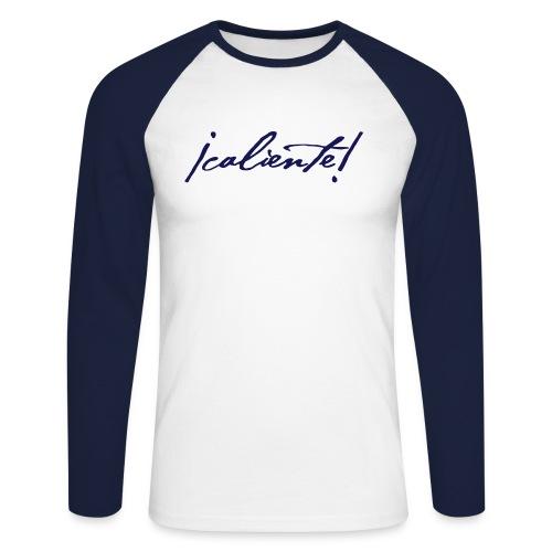Caliente Ocean  - T-shirt baseball manches longues Homme