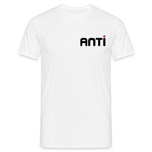 T-Shirt Anti - T-shirt Homme
