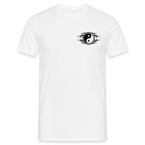 Tshirt YingYang Blanc - T-shirt Homme