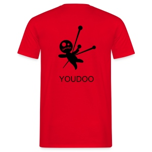 YOUDOO - bak - Men's T-Shirt