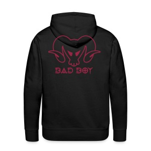 sweater met capuchon - Mannen Premium hoodie
