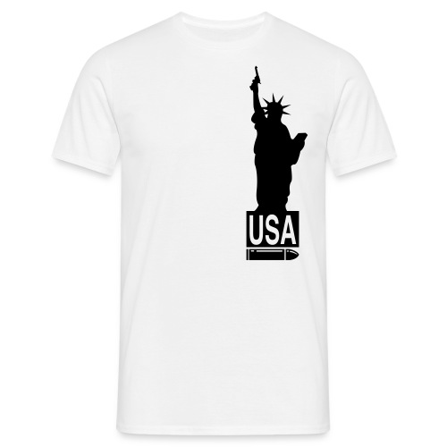 Statue of Liberty? - T-shirt herr