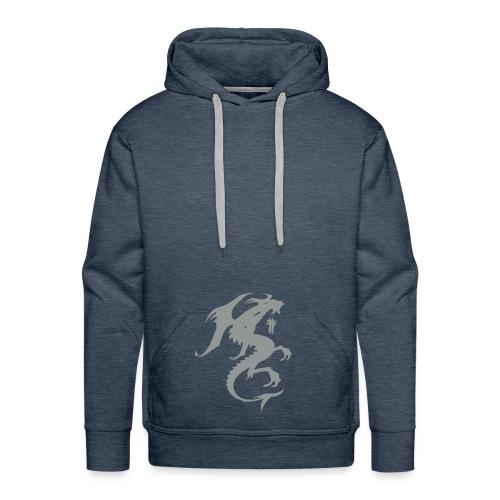 sweet dragon - Sweat-shirt à capuche Premium pour hommes
