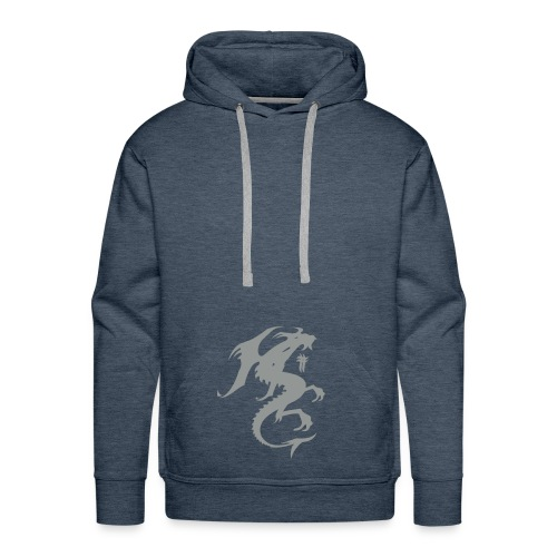 sweet dragon - Sweat-shirt à capuche Premium pour hommes
