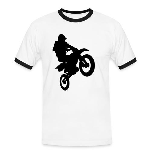 maillots - T-shirt contrasté Homme