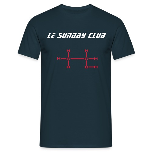 French T-Shirt - Men's T-Shirt