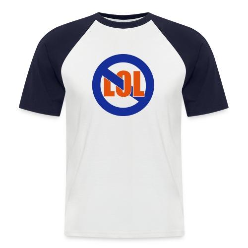 LoL-Shirt - Männer Baseball-T-Shirt