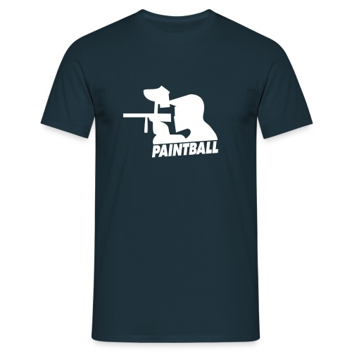 Shirt Paintball - Männer T-Shirt