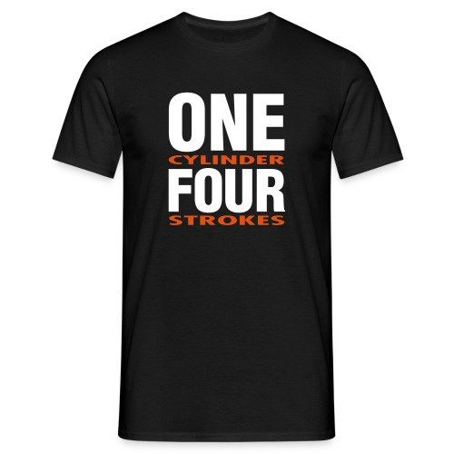 Shirt ONE/FOUR - Männer T-Shirt