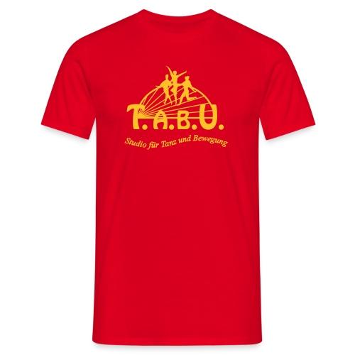 T.A.B.U.-T-Shirt - Männer T-Shirt