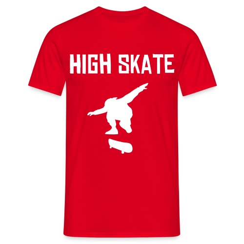 High Skate Tee - Men's T-Shirt