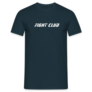 Fight Club rules - Camiseta hombre