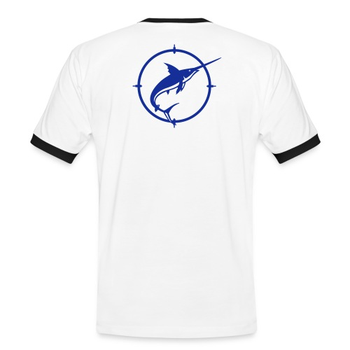 sword_fish / LogoT - Men's Ringer Shirt