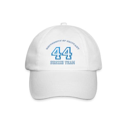 University 44 blue - Casquette classique