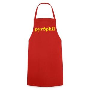 Grillschürze pyrophil - Kochschürze