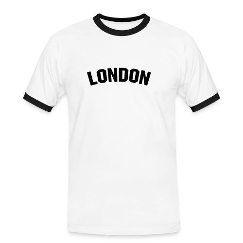 City tshirt - Men's Ringer Shirt