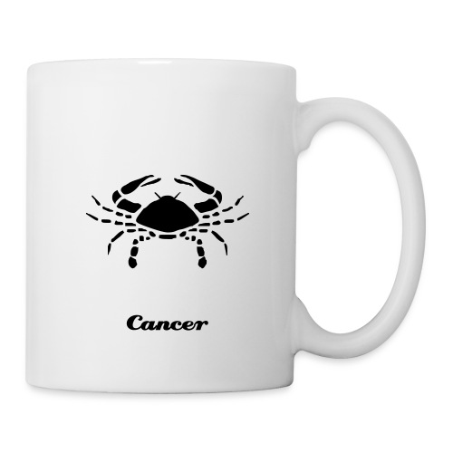 Cancer Zodiac sign mug - Mug