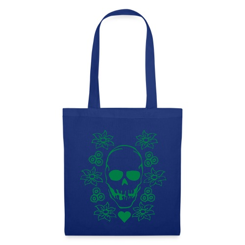 Skulls&Flowers - Tote Bag