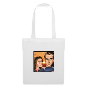 Kaylee/Simon - Red  - Tote Bag