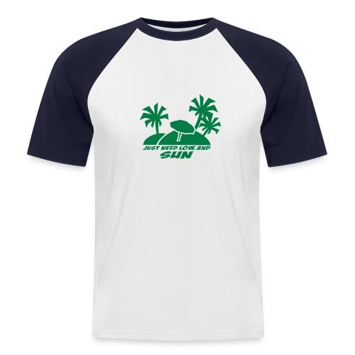 Gents Promodoro Raglan Shortsleeve - Men's Baseball T-Shirt