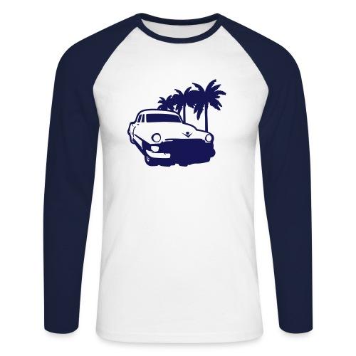 Gents Promodoro Raglan Longsleeve - Men's Long Sleeve Baseball T-Shirt