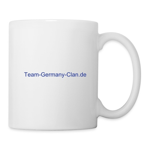 Team-Germany Tasse - Tasse