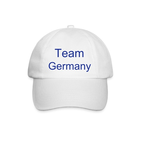 Team Germany Cap - Baseballkappe