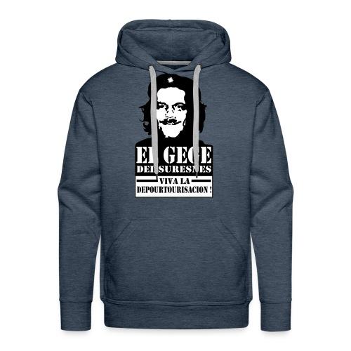 El Gégé Del Suresnes - Sweat-shirt à capuche Premium pour hommes