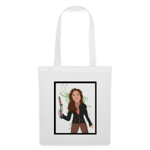 Zoe - Cartoon - Tote Bag