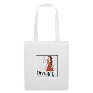 River - Cartoon - Tote Bag