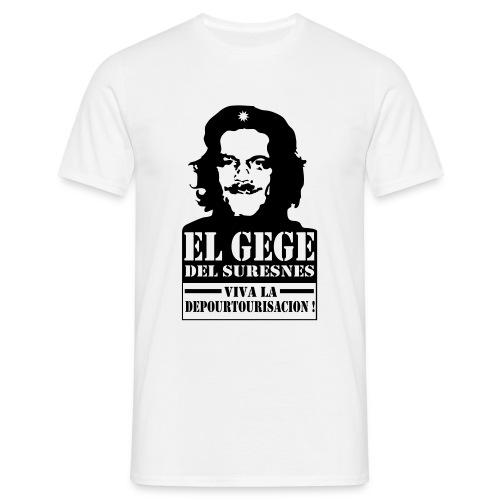 El Gégé Del Suresnes - T-shirt Homme