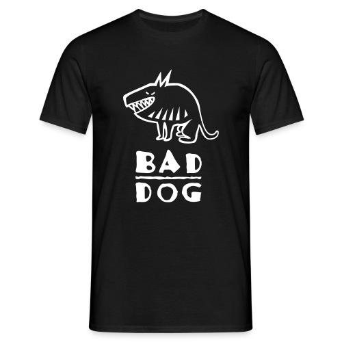 Mod. Bad dog - Camiseta hombre